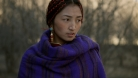 Lamu Genqiu plays the supporting role, 'Lamu' on 'A Tibetan Marriage'