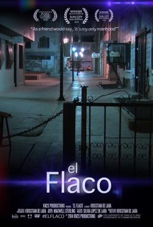 El Flaco Official Movie Poster
