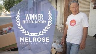 El Chácharero Winner of Best Documentary at Melrose Film Festival