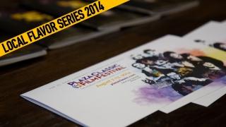Plaza Classic Film Festival - Local Flavor Series 2014