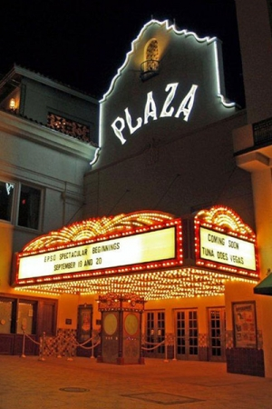 El Paso Plaza Theater - Photo Courtesy of Nina Eaton Photography