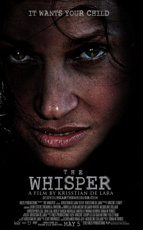 The Whisper - Official Movie Poster