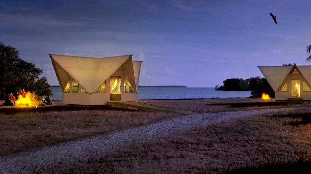 Everglades Eco-Tent