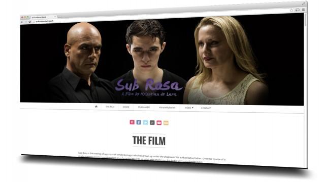Sub Rosa Movie com Screenshot Shadow 3D