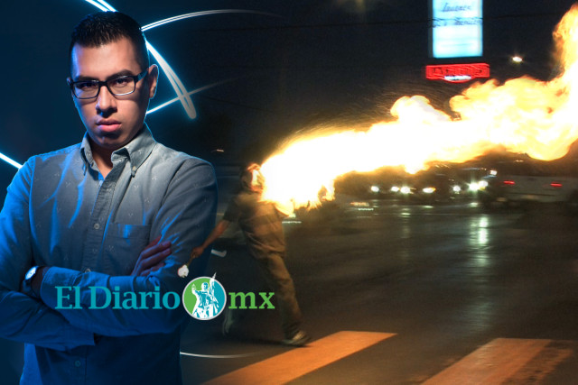 El Diario de Juarez Interview El Dragon