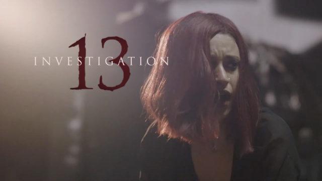 Investigation 13 Trailer
