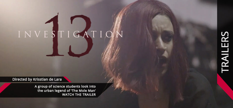 Investigation 13 Trailer