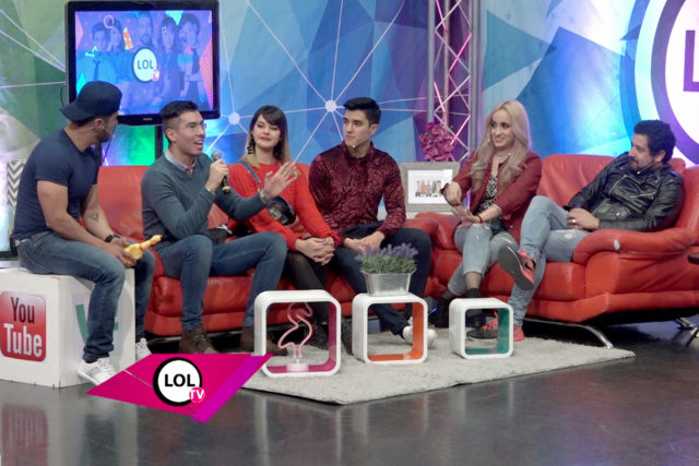 Krisstian de Lara is a Special Guest on LolTV